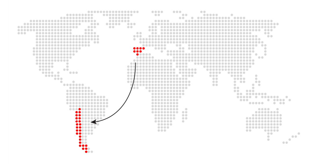 Mapa mundi | Seguros Mundi Consultores